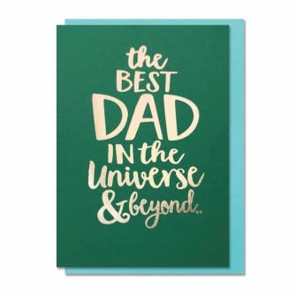 Best Dad in Universe
