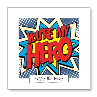 You're My Hero (HB)