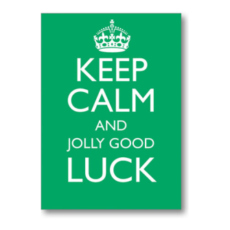 Jolly Good Luck