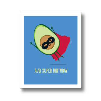 Avo Super Birthday