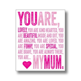 You Are My Mum