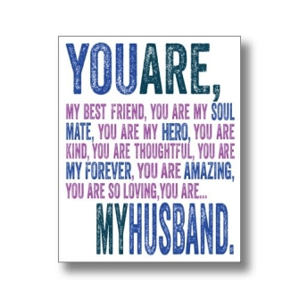 You Are My Husband