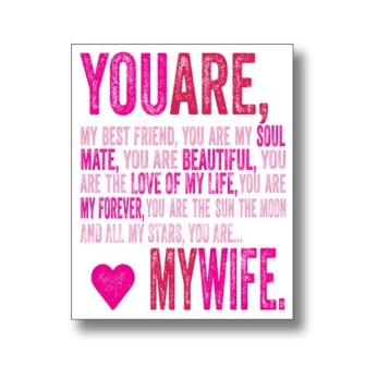 You Are My Wife