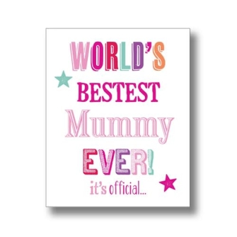 World's Best Mummy