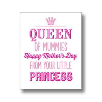 Queen of Mummies Little Princess