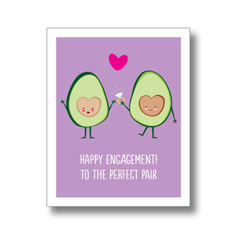Happy Engagement! To The Perfect Pair