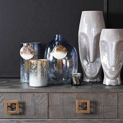 Home Décor, Ceramics, Glassware, Objects and Ornaments, Vases and Bowls, Bathroom, Clocks, Table & Kitchenware, Study, Storage, Candles & Holders, Soft Furnishings, Cushions, Throws & Bedding, Rugs, Frames, Art & Displays