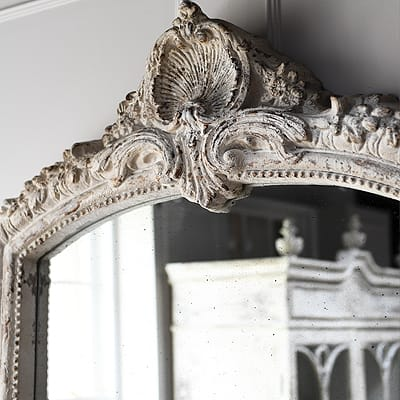 Coach House Mirrors, from antique style to contemporary