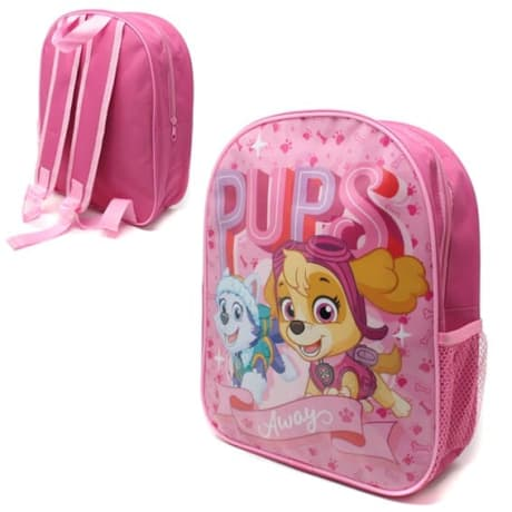 Backpack Paw Patrol Skye/Everest With Side Mesh Pocket