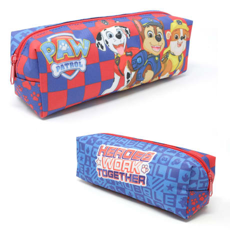 Rectangular Pencil Case Paw Patrol