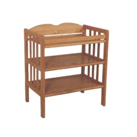Solid Oak Changing Table