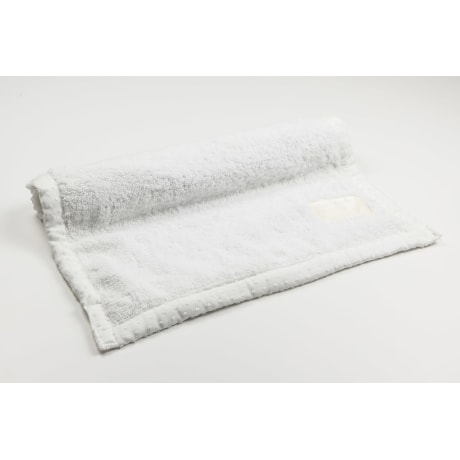 Weekend Changing Mat - Spot Voile White