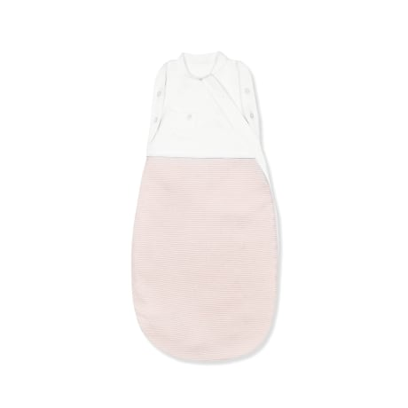 Mori Swaddle Bag - Pink Stripe
