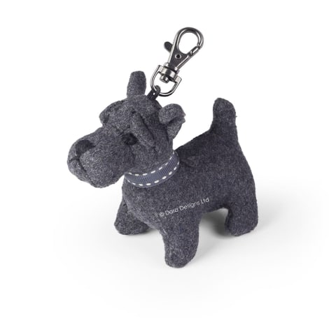 Mac The Scottie Dog Key Ring
