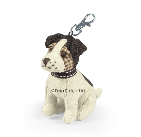 Jackson The Jack Russell Key Ring