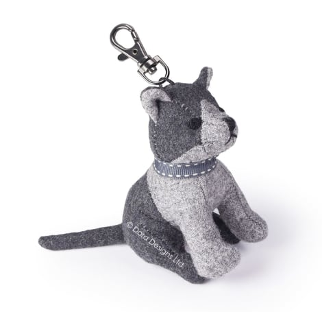 Pepe The Cat Key Ring