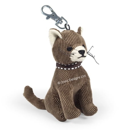 Ambrosia The Cat Key Ring