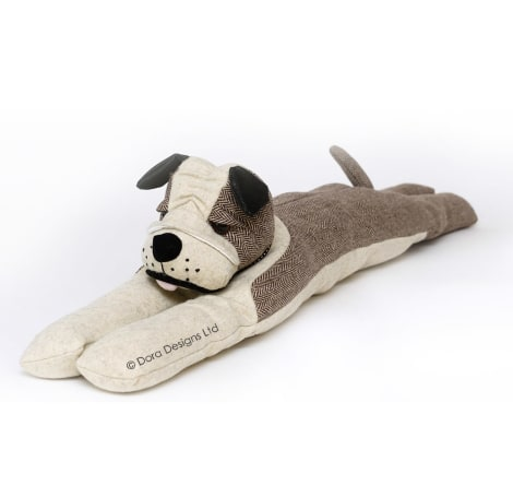 Thurston Senior Bulldog Dog Draught Excluder
