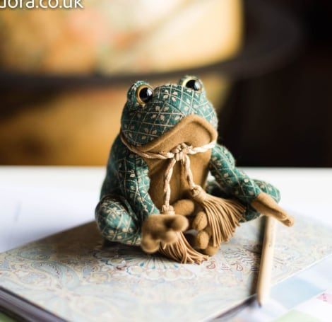 Prince Toad Junior Paperweight