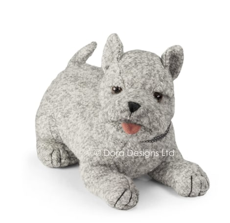 Minty Westie Dog Doorstop