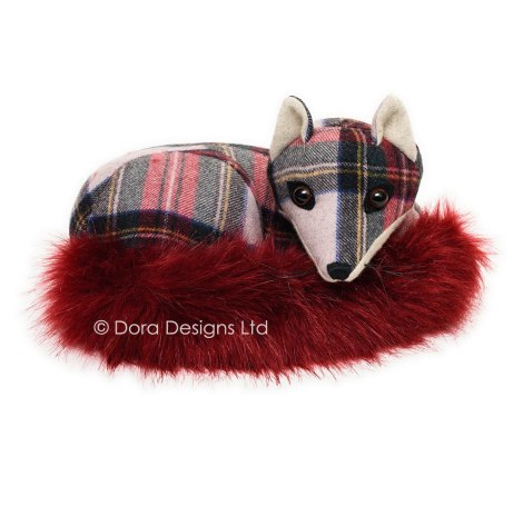 Fiona Fox Doorstop