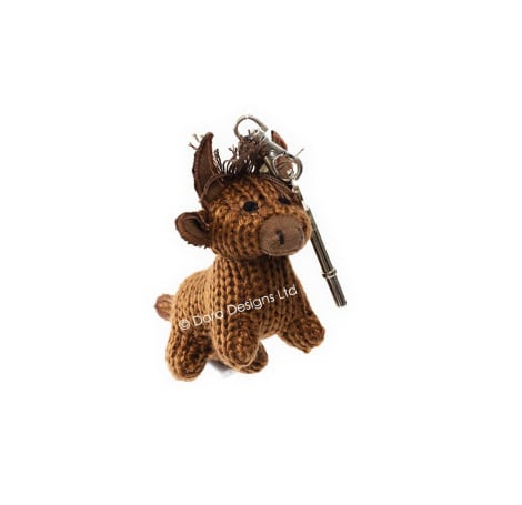 Mull Highland Cow Key ring