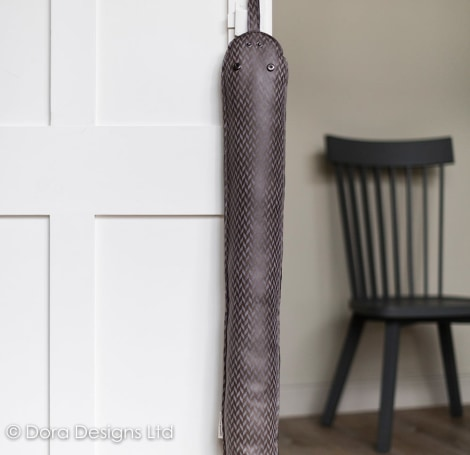 Slip Snake Draught Excluder SALE 70% OFF