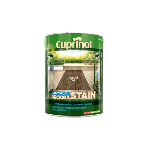 Cuprinol Anti Slip Decking Stain 5L