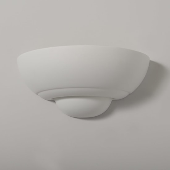 Nicosia Ceramic E27 Wall Light