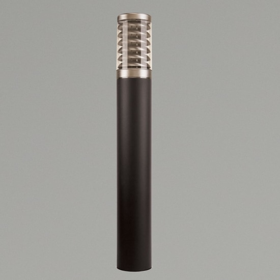 Titano 1000mm 18W PLC Low Energy Bollard Anthracite