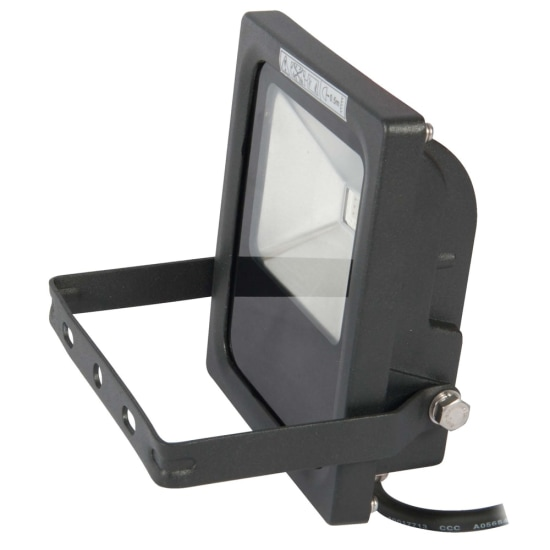 Siena 10W RGB Floodlight Black