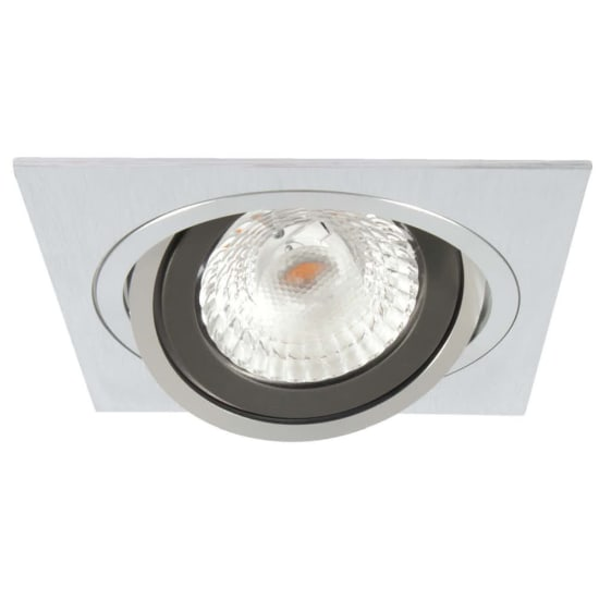 Chieti AR111 Single Plate with 24W 60° LED Non-Dimmable Lamp