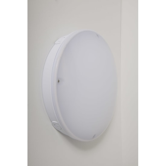 Navara SF 18W LED Triple CCT Surface Fitting with Microwave Sensor White