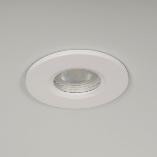 Qr Pro WiZ GU10 RGB + CCT LED IP65 Downlight White