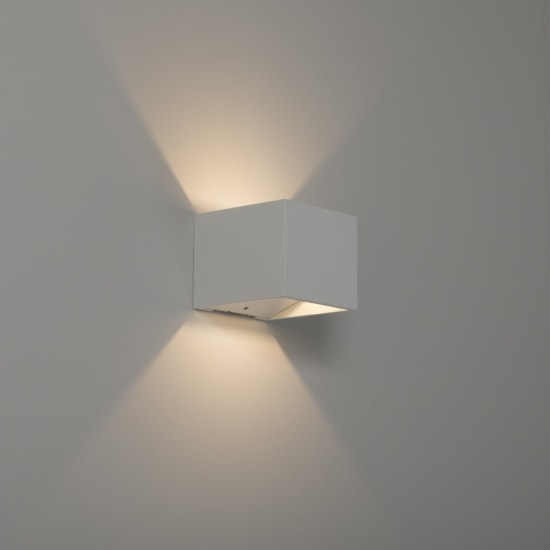 Mini Kube 3.5W 3000K LED Wall Light