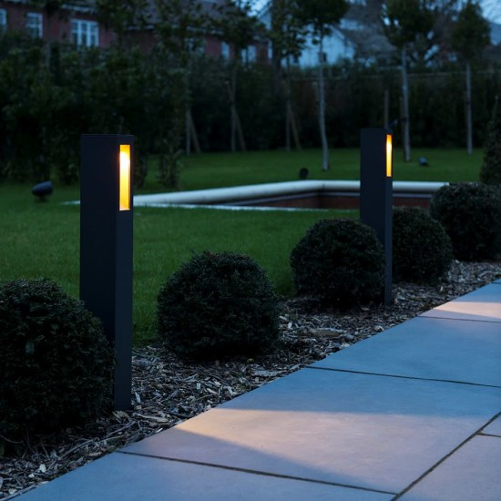 Viella 8.5W LED 650mm Bollard