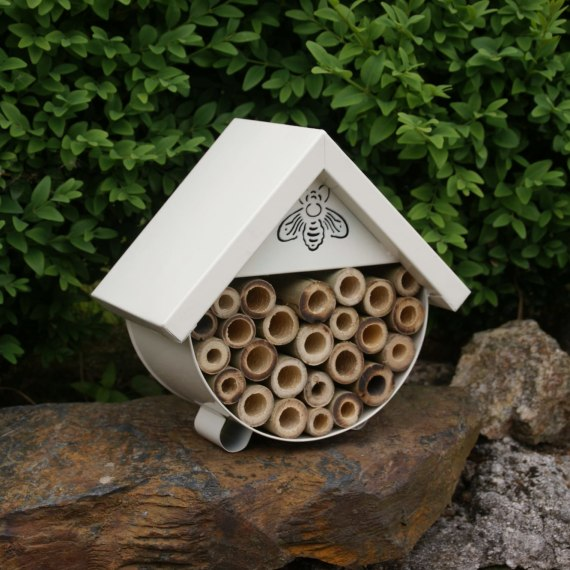 Bee & Insect House - Stone