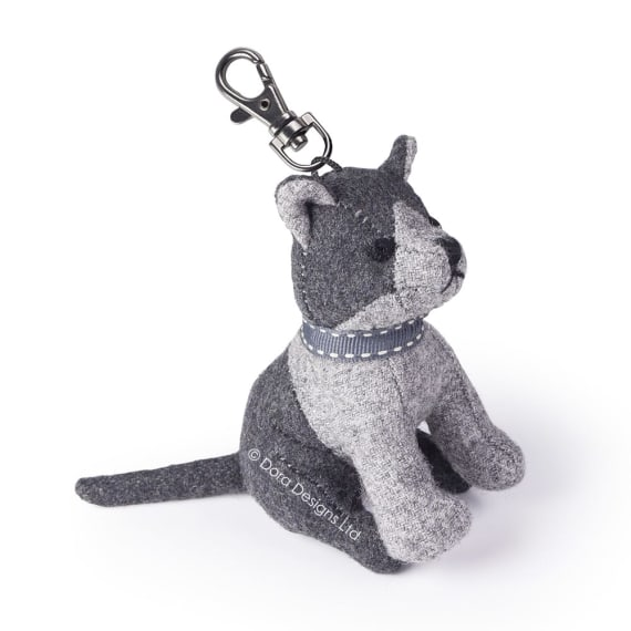 Pepe The Cat Key Ring by Dora Designs