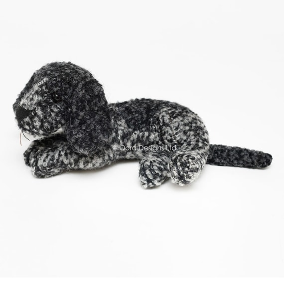 Cocker Junior Cocker Spaniel Dog Paperweight