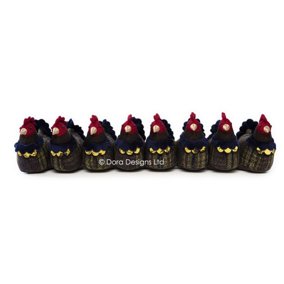 Brooding Hens Draught Excluder