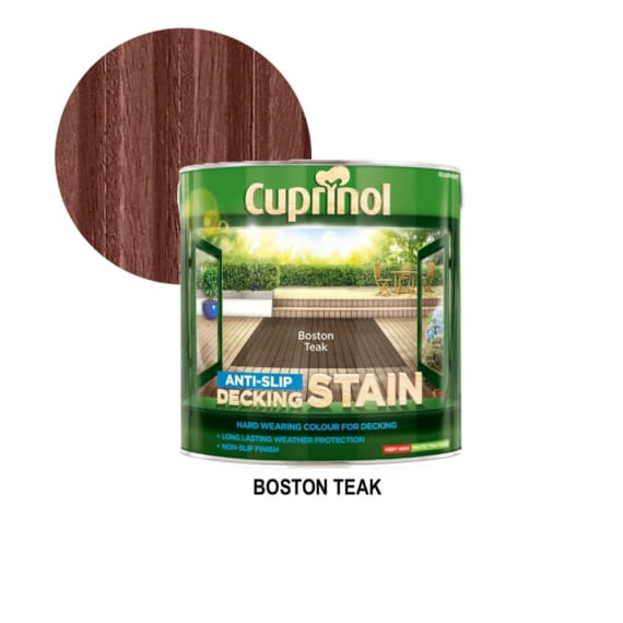 Cuprinol Anti-Slip Decking Stain 2.5L