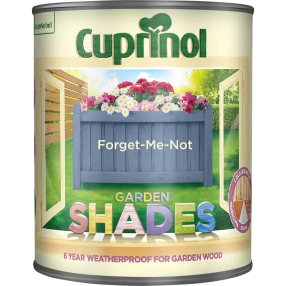 Cuprinol Garden Shades - Forget-Me-Not