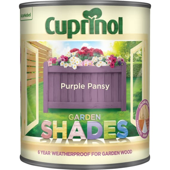 Cuprinol Garden Shades - Purple Pansy
