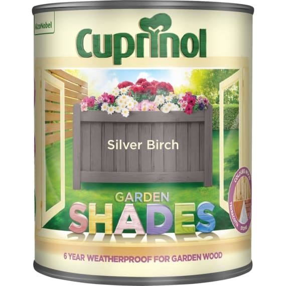 Cuprinol Garden Shades - Silver Birch