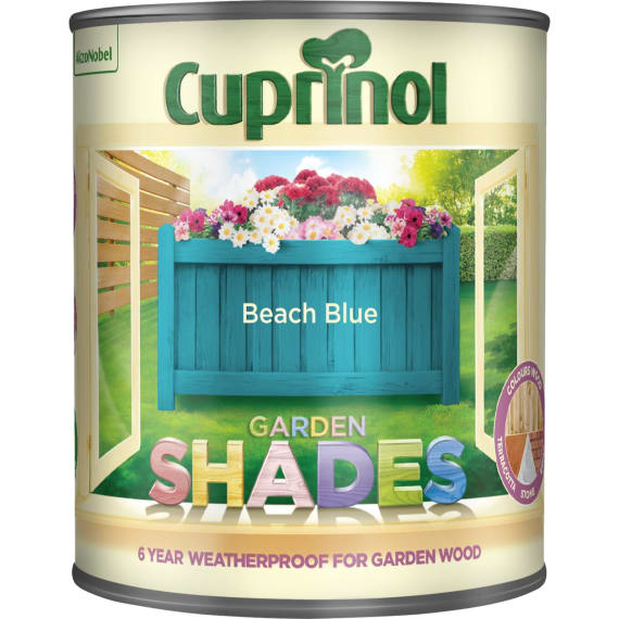 Cuprinol Garden Shades - Beach Blue