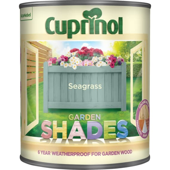Cuprinol Garden Shades - Seagrass