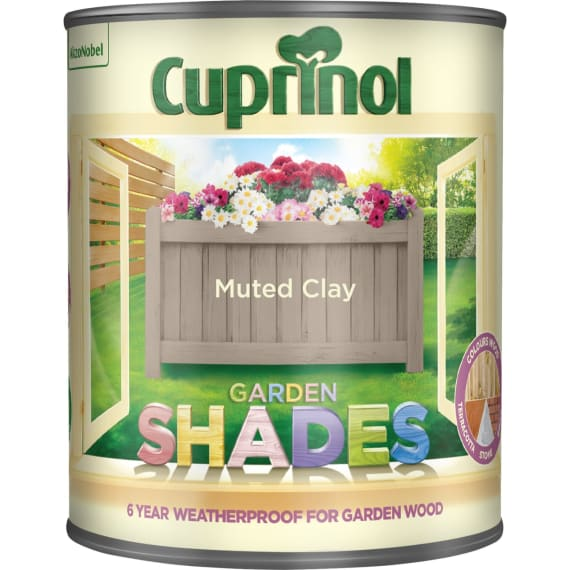 Cuprinol Garden Shades - Muted Clay