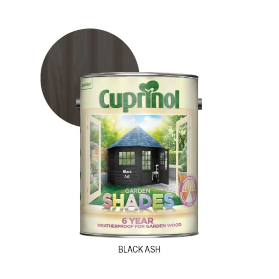 Cuprinol Garden Shades - Black Ash