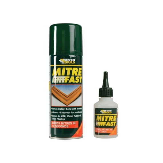 Everbuild Mitre Fast Bonding Kit
