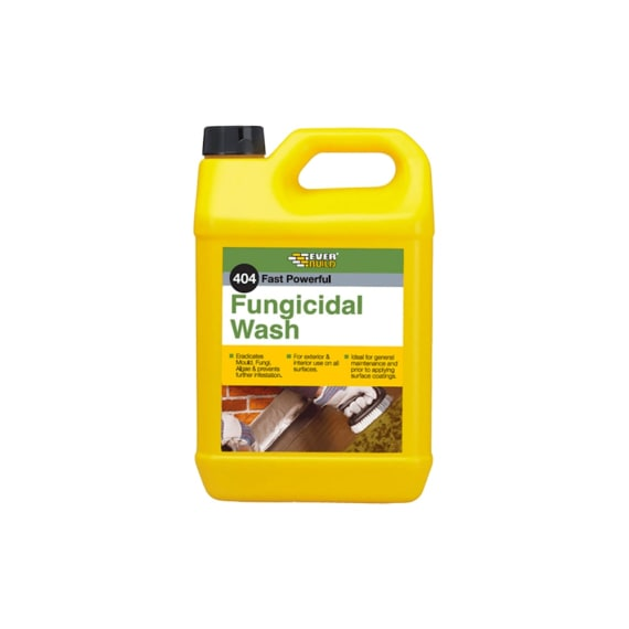 Everbuild 404 Fungicidal Wash 5l